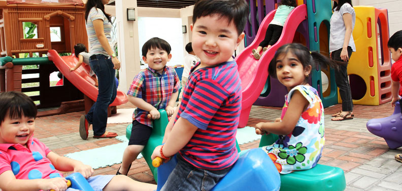 Top 5 Ways to Prepare your Child for Pre-School